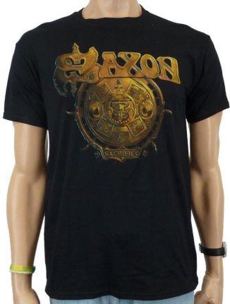LIVE NATION KOSZULKA SAXON - SACRIFICE ALBUM - Ceny i opinie T-shirty i koszulki męskie WFNP