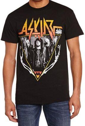 PLASTIC HEAD KOSZULKA ASKING ALEXANDRIA - SKELETON ARMS - Ceny i opinie T-shirty i koszulki męskie ESGX