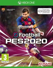 eFootball PES 2020 (Gra Xbox One)