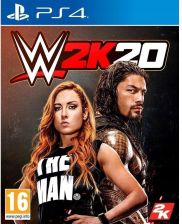 WWE 2K20 (Gra PS4)