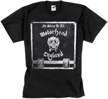 KOSZULKA MOTORHEAD - ENGLAND - Ceny i opinie T-shirty i koszulki męskie SNAN