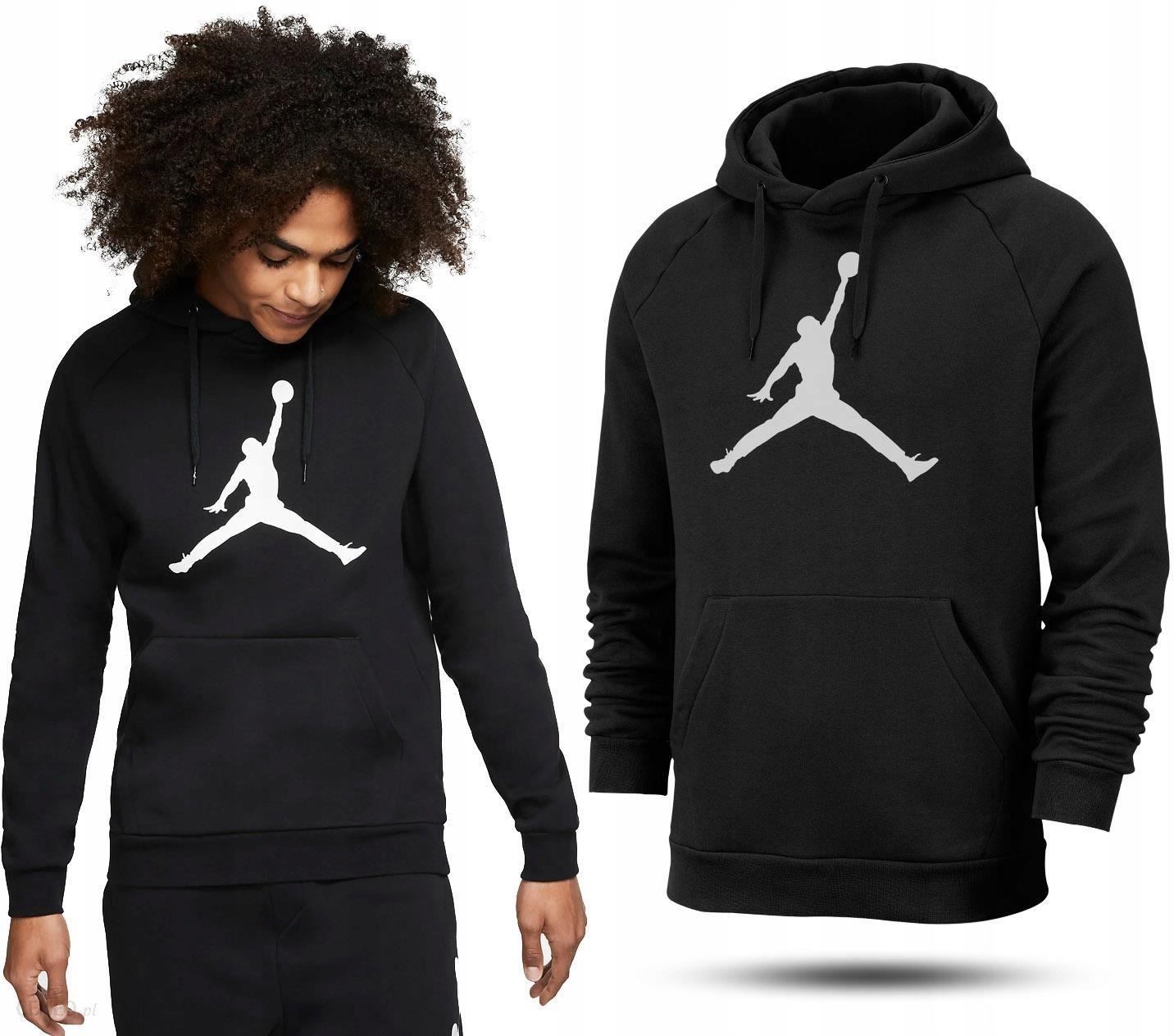 najlepsza moda gorące wyprzedaże nowe tanie Bluza Męska Nike Jordan Jumpman z kapturem czarna - Ceny i opinie - Ceneo.pl