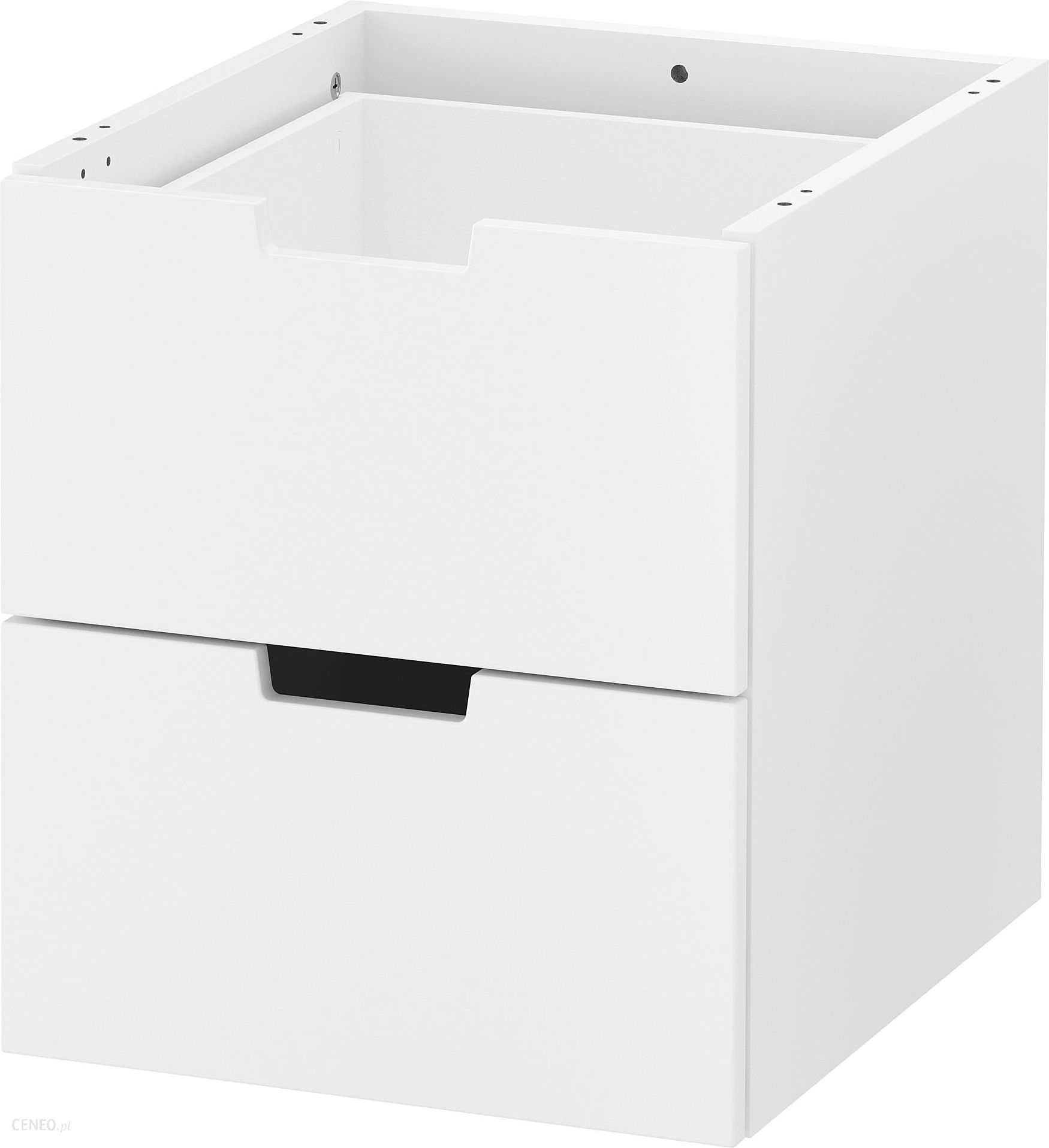 Ikea Nordli Komoda Modułowa 2 Szuflady 90383457 Opinie I Atrakcyjne Ceny Na Ceneopl