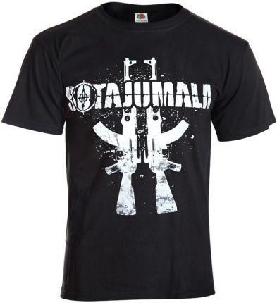 KOSZULKA SOTAJUMALA - Ceny i opinie T-shirty i koszulki męskie ETZZ