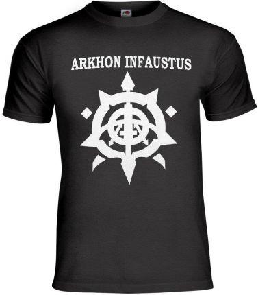 KOSZULKA ARKHON INFAUSTUS - SIGN - Ceny i opinie T-shirty i koszulki męskie SKDS