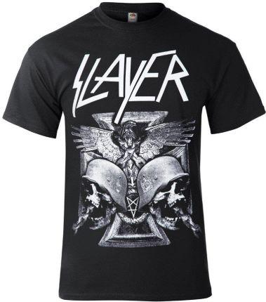 KOSZULKA SLAYER - HELMET - Ceny i opinie T-shirty i koszulki męskie BHKK