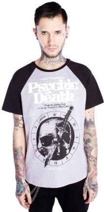 DISTURBIA KOSZULKA - PSYCHIC DEATH - Ceny i opinie T-shirty i koszulki męskie DXKW