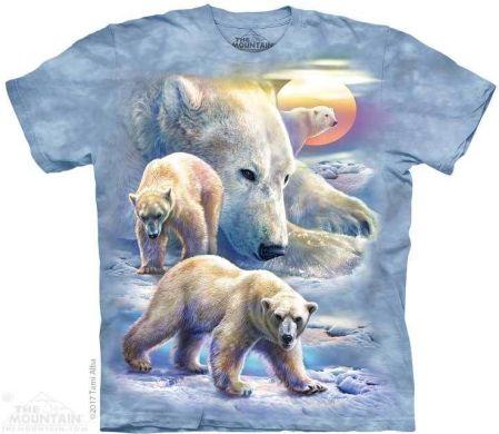 Cropp Koszulka z niedźwiedziem Szary Ceny i opinie