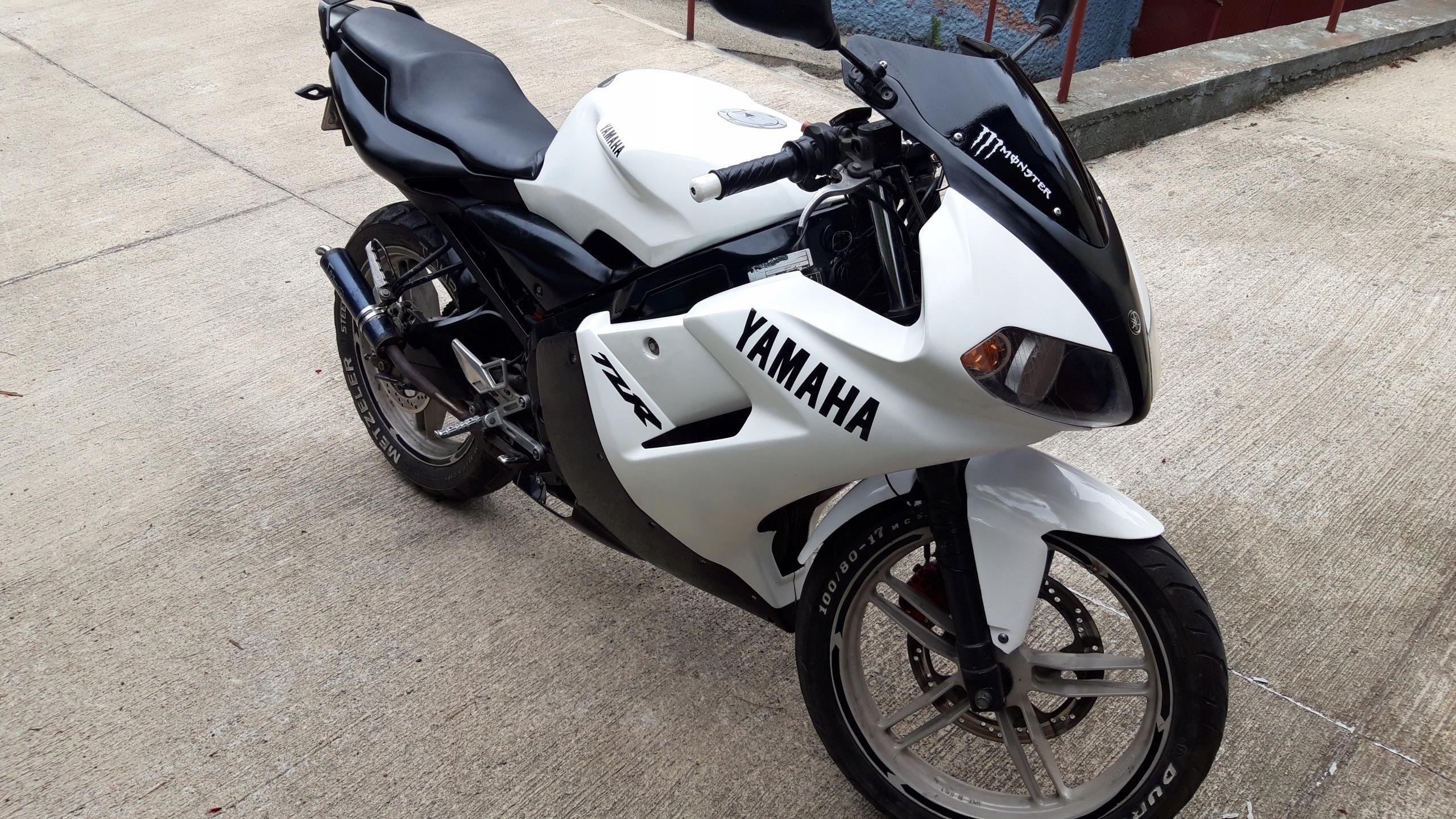 Sprzedam Yamaha Tzr 50 2003 R Tanio Bialo Czarna Opinie I Ceny Na Ceneo Pl