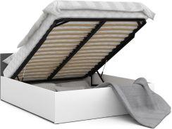 łóżko Podnoszone Białe Szare Panama 140x200 Stelaż Opinie I Atrakcyjne Ceny Na Ceneopl