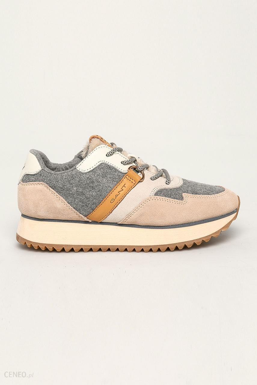 Sneakersy GANT Linda 19533881 Macadamia G116
