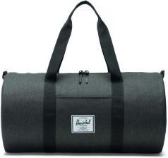 HERSCHEL - Sutton Mid-Volume Black Crosshatch/Black (02093)