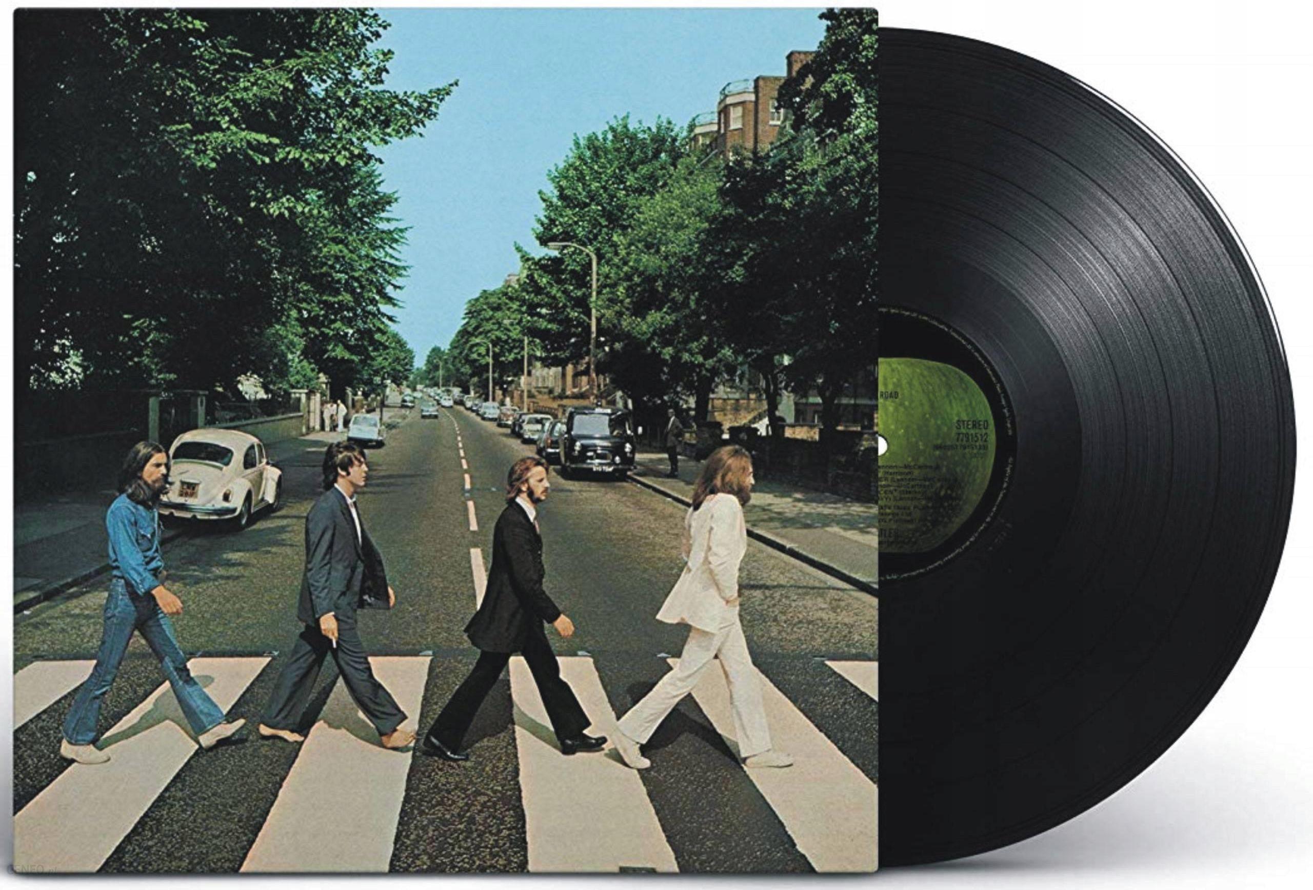 Plyta Winylowa The Beatles Abbey Road 50th Anniversary Edition Winyl Ceny I Opinie Ceneo Pl