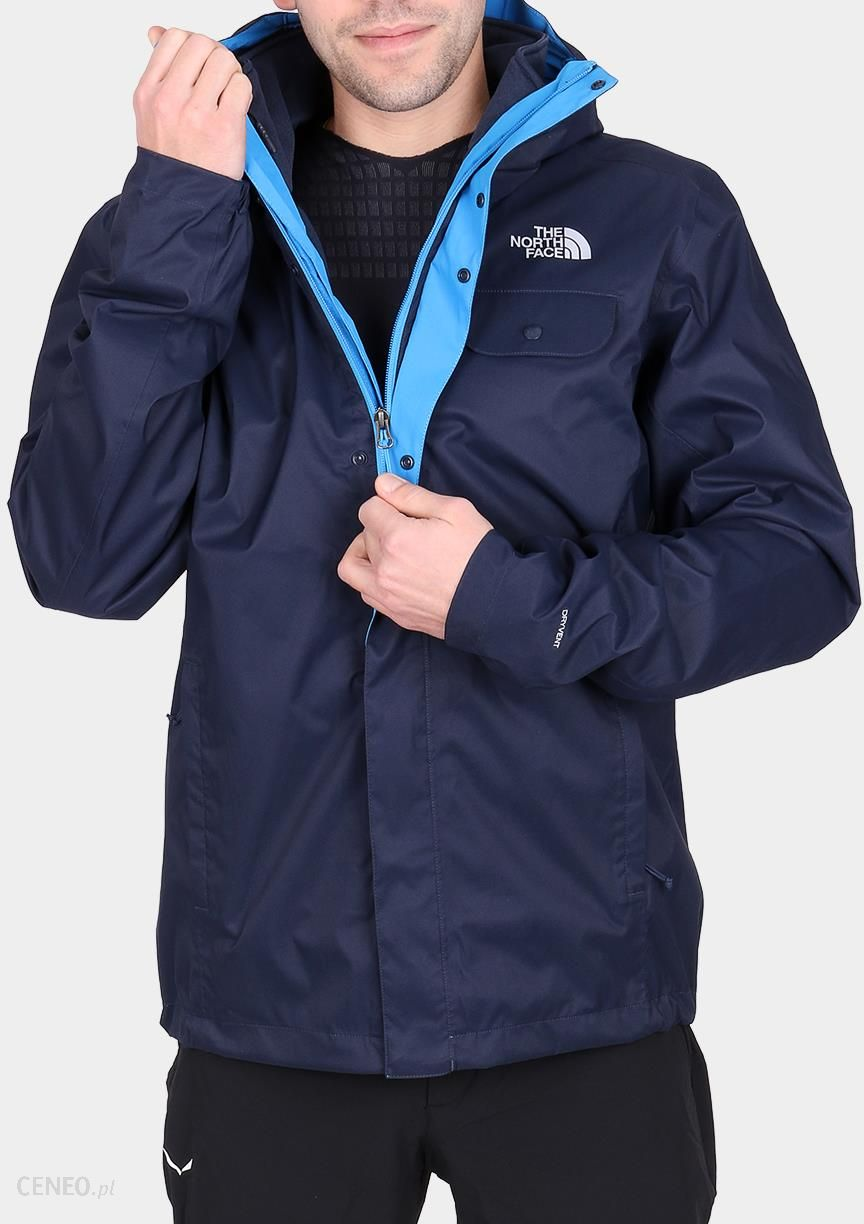 Kurtka 3w1 The North Face Tanken Triclimate Jacket urban navy