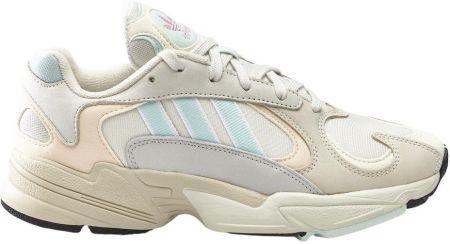 Adidas YUNG 1 127 GREY TWO COLLEGIATE ROYAL SCARLET r.44