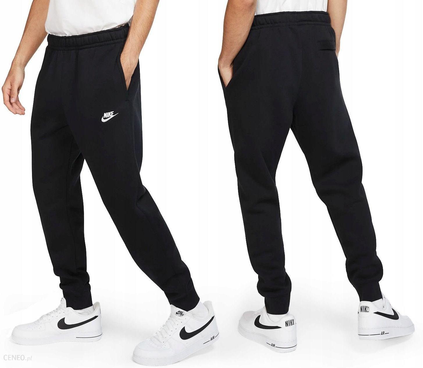 czarne spodnie meskie nie dresowe
