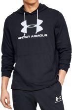Under Armour Sportstyle Terry Logo Hoodie 1348520 001 Ceny i opinie Ceneo.pl