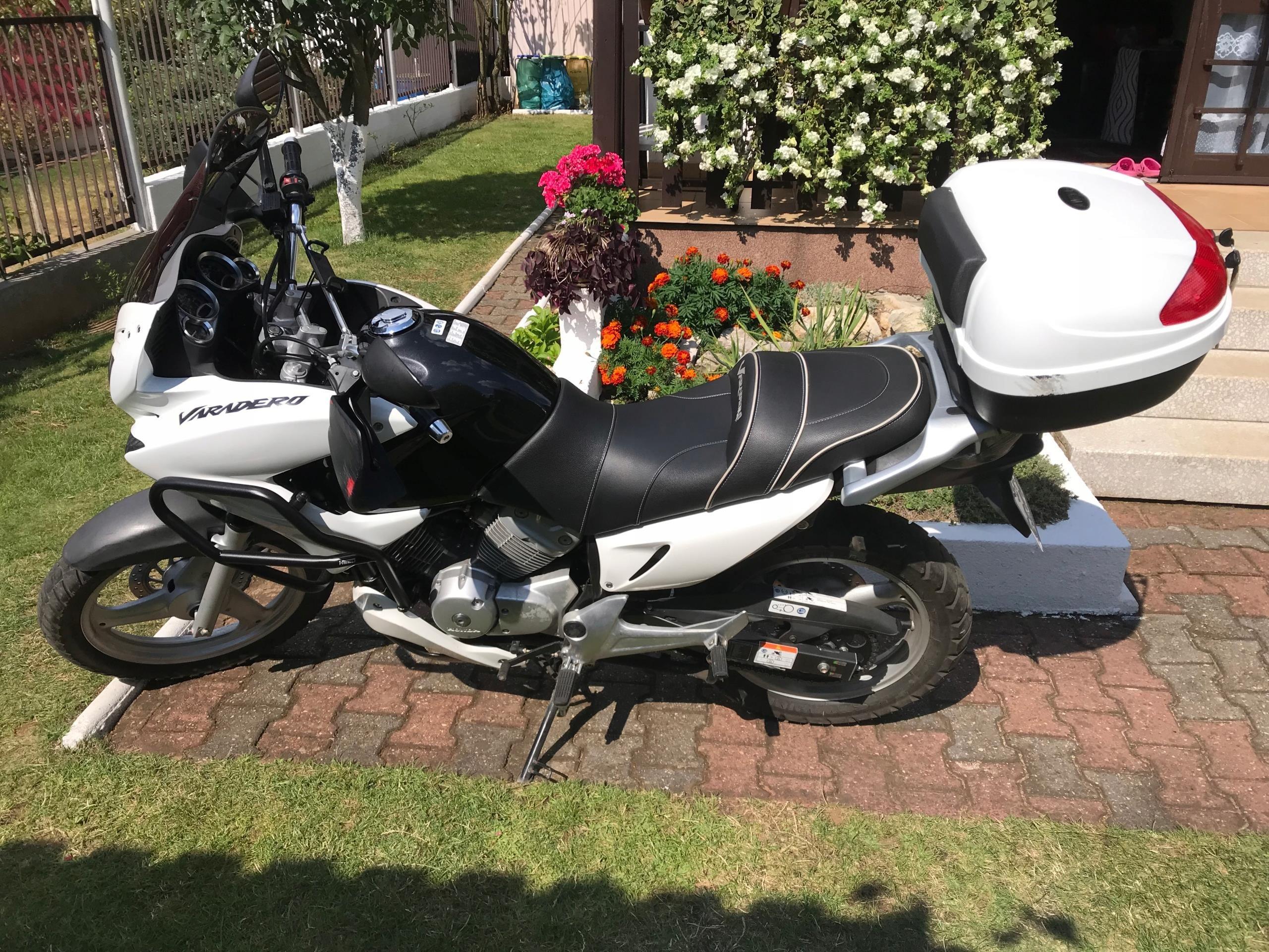 Motor Honda Varadeo 125 Opinie I Ceny Na Ceneo Pl