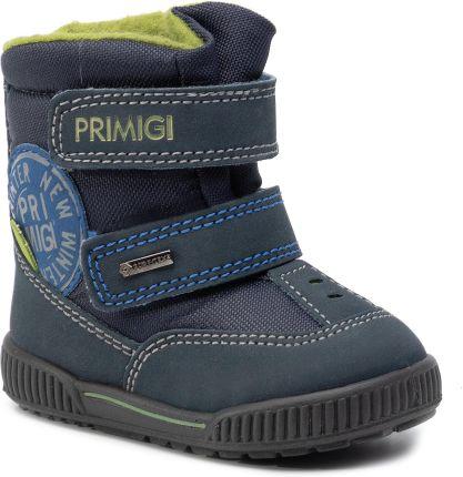 Śniegowce adidas Cw Holtanna Snow Cf I D97659 Brblue