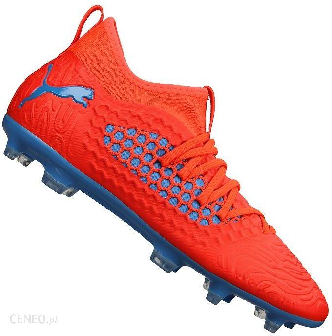 Buty piłkarskie Puma Future 19.3 NETFIT FG AG M 105539 02