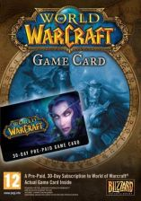 World of Warcraft - Karta Pre-paid (30 dni)