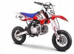 Motocykl RMT Cross 12/12 140 Supermoto