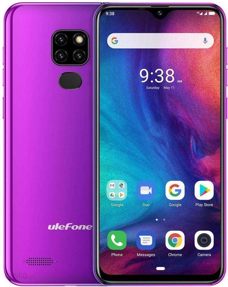 Ulefone Note 7 1/16GB Fioletowy