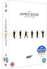 James Bond Boxset (24 Titles) Dvd [24DVD]