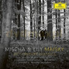 Mischa Maisky: 20th Century Classics [2CD]