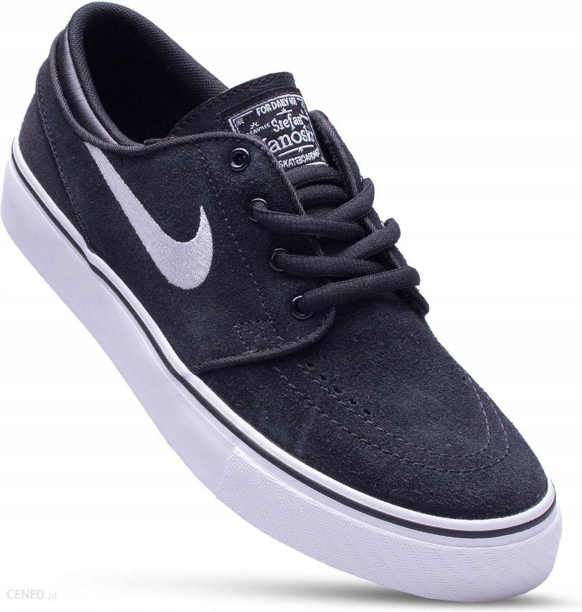 Nike trampki męskie stefan janoski czarne
