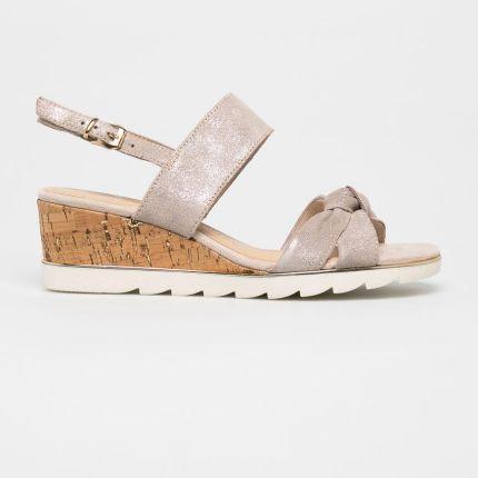 Sandały damskie 4.0 Pure, 42, biały