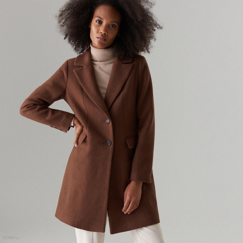 Klasyczny płaszcz, MOHITO