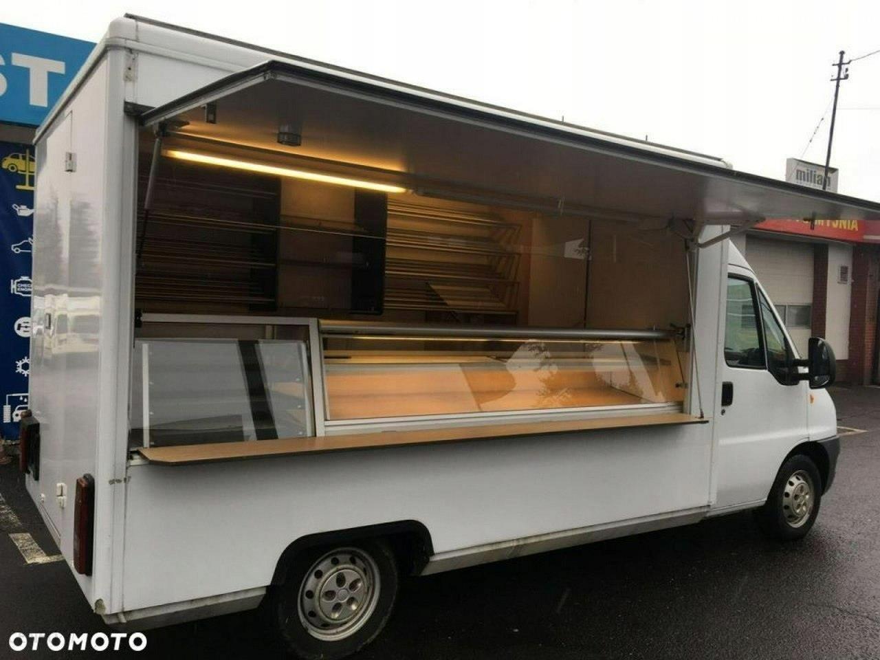 Autosklep Gastronomiczny Food Truck Foodtruck Opinie I Ceny Na Ceneo Pl