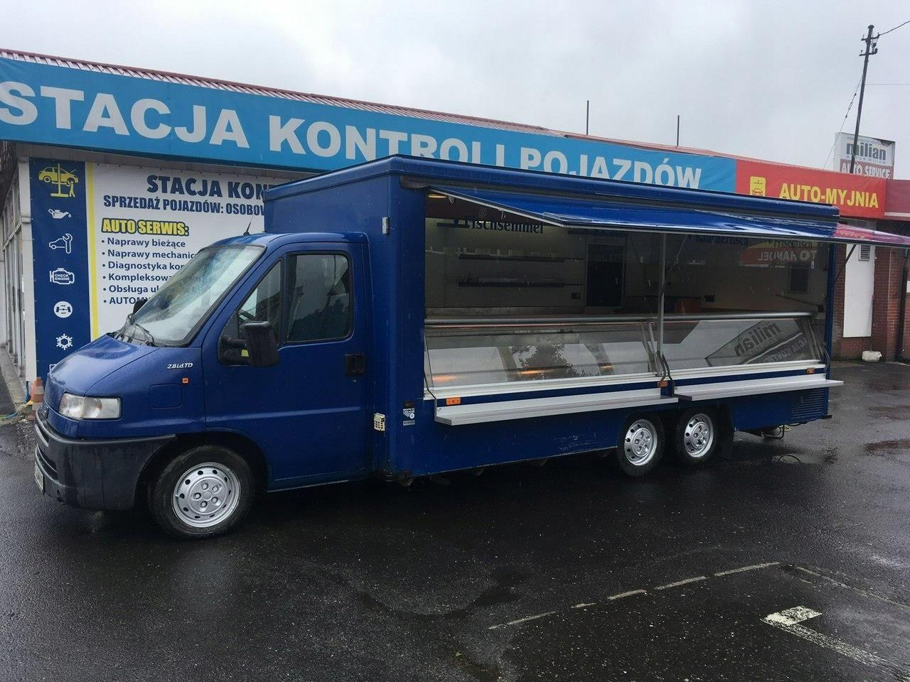 Autosklep Wedlin Gastronomic Food Truck Opinie I Ceny Na Ceneo Pl