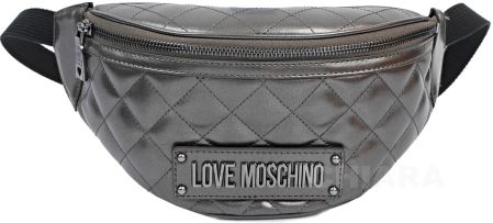 TORBA Love Moschino NEW SHINY QUILTED