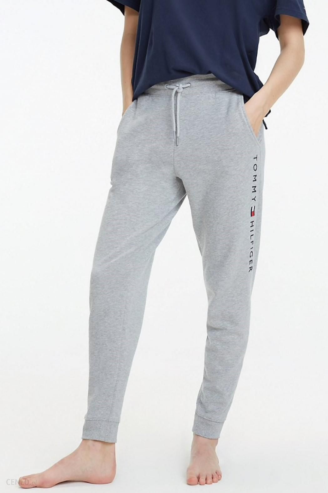 spodnie dresowe tommy damskie
