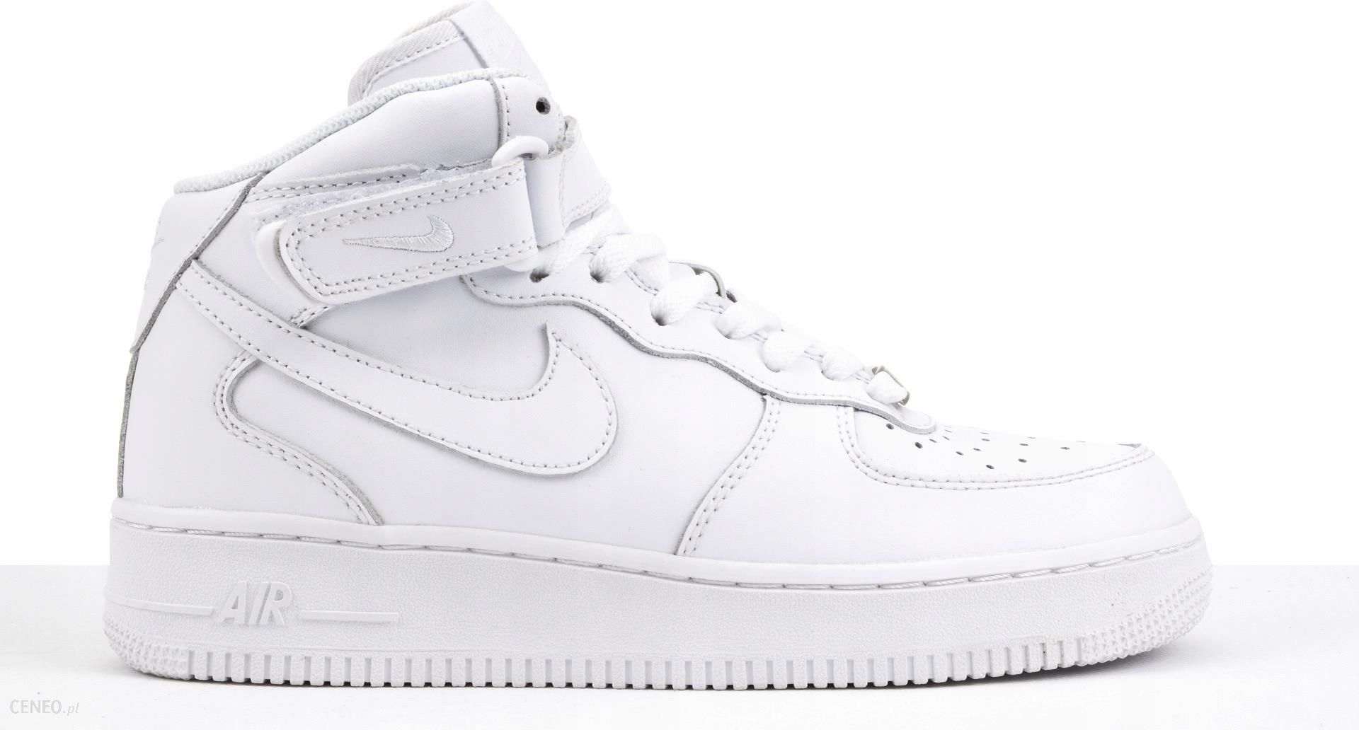 Buty Nike Air Force 1 Mid 07' LV8 Biel sklep Freestyle Store