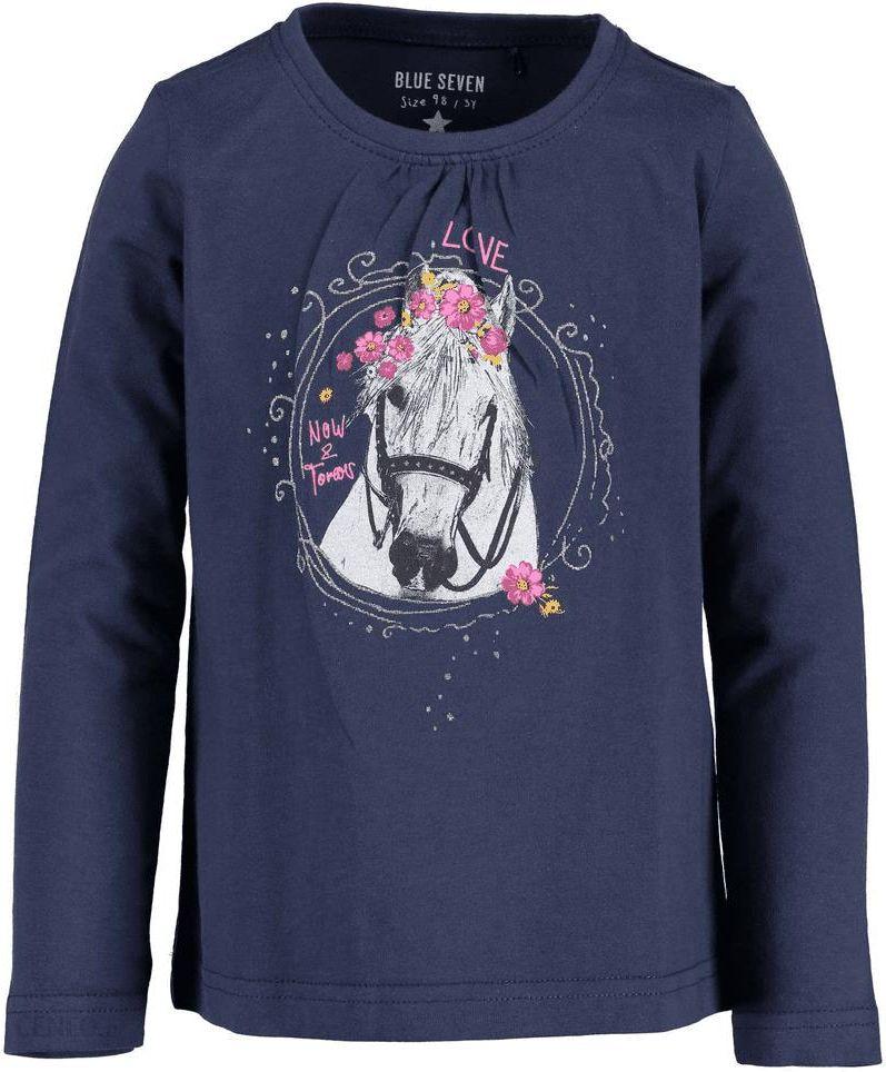 Blue Seven bluza chłopięca 122 ciemnoniebieska Ceny i