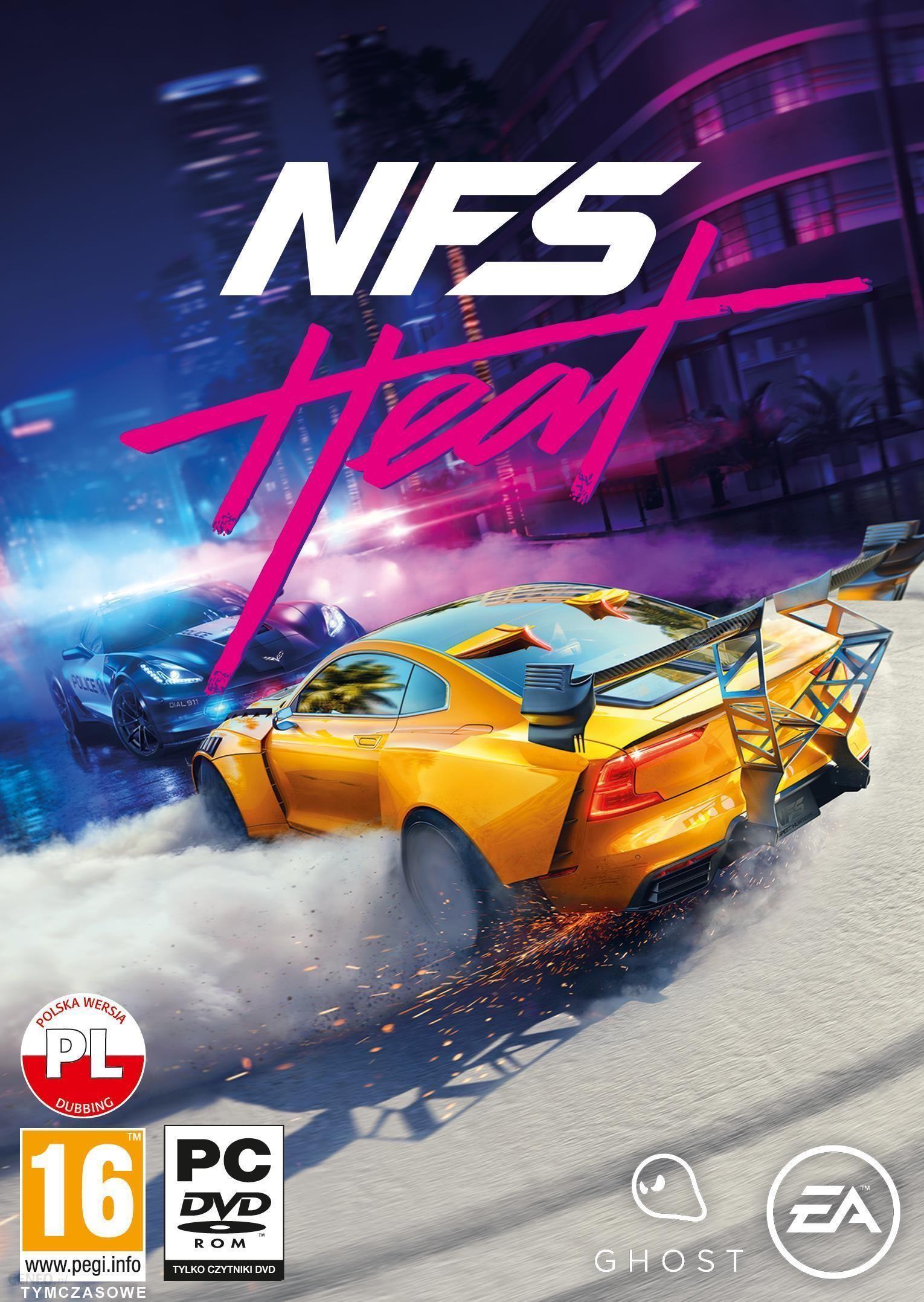 Need For Speed Heat (Gra PC)