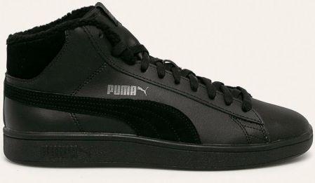 Puma męskie obuwie miejskie 1948 Mid Corduroy Black 43
