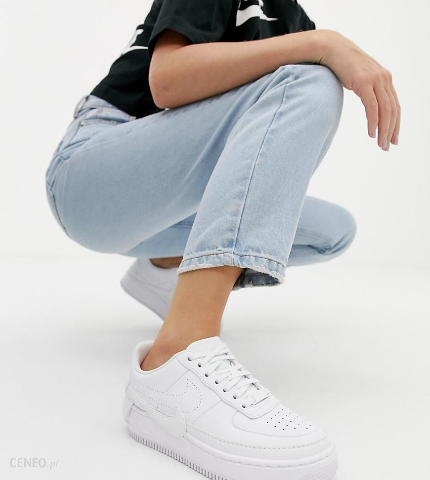 Air Force 1 Jester Whitewhite black