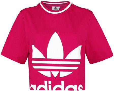 Tanie Bluzki i koszulki damskie Adidas Materiał: Bawełna