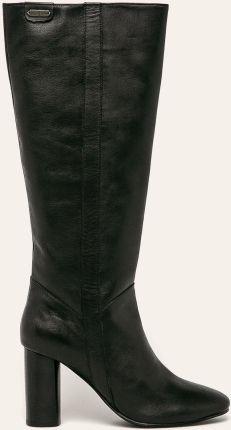 Kozaki 1 25570 31 Black 001, kolor czarny (Tamaris)