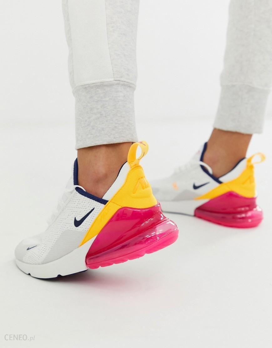 Nike Air Max 270 trainers in white White