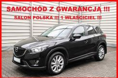 Mazda CX-5 SKYPASSION + AUTOMAT + 4 x 4 + Salon PL