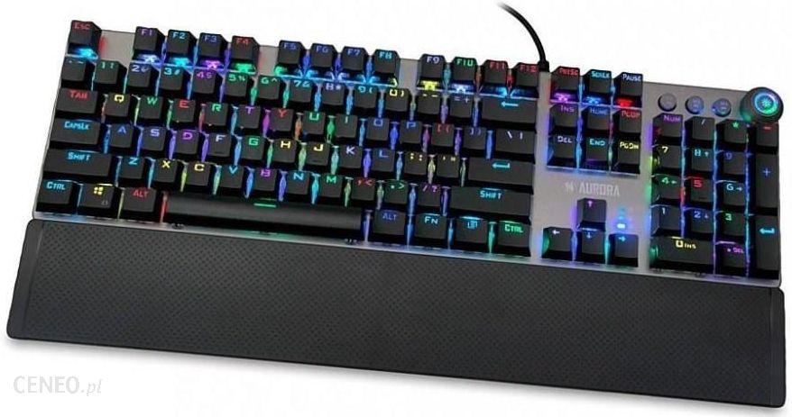 klawiatura dla graczy aurora