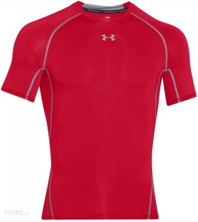 Under Armour UA HG Armour SS Fitness T Shirt damski i Tanks
