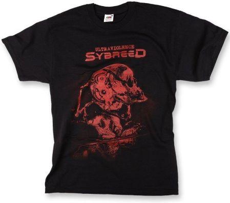 KOSZULKA SYBREED - ULTRA VIOLENCE - Ceny i opinie T-shirty i koszulki męskie ZWYI