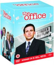 Film DVD The Office - An American Workplace: Seasons 1-9 - zdjęcie 1