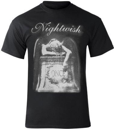 KOSZULKA NIGHTWISH - ONCE - Ceny i opinie T-shirty i koszulki męskie GNXA